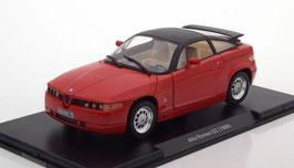 Alfa Romeo SZ Coupé ES 30 1989-1992 rot / schwarz