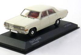 Opel Kapitän A 1964-1986 Chamonix weiss