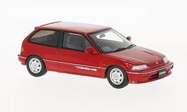Honda Civic EF3 Si 1987-1991 RHD Rio rot
