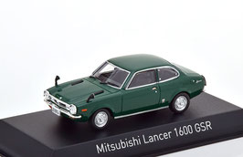 Mitsubishi Lancer A70 1600 GSR 1975-1979 dunkelgrün