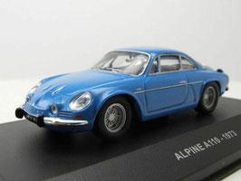 Renault Alpine A110 Berlinette 1973 blau