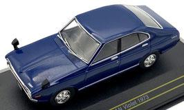 Nissan-Datsun Violet DeLuxe Phase I 1973-1976 RHD dunkelblau