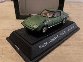 Mazda RX-7 Savanna I Phase I 1978-1981 RHD grün met.