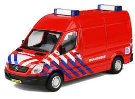 """Mercedes-Benz Sprinter II Phase I 2006-2013 """"Holländische Feuerwehr rot/blau/weiss"""