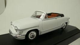 Panhard PL 17 Cabriolet 1961-1964 weiss