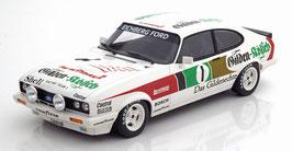 Ford Capri 3.0S #1 24h Nürburgring 1982 Schaefer / Rosberg / Vatanen
