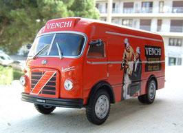 """OM Leoncino 6,5t 1950-1968 """"Venchi 1954"""" rot"""