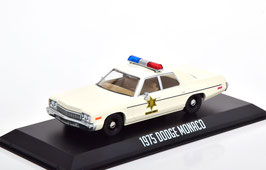 "Dodge Monaco 1974-1977 ""Hazzard County Sheriff / TV-Serie The Dukes of Hazzard creme"""