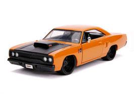 "Plymouth Road Runner ""Hurst"" 1970 orange / schwarz"