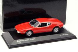 De Tomaso Pantera Phase I 1972-1974 Rosso