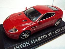 Aston Martin V8 Vantage Phase I 2005-2009 rot