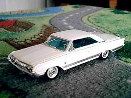Mercury Marauder Hardtop Coupé 1964 weiss