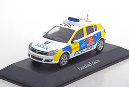 "Vauxhall Astra MK V 2004-2010 ""Thames Valley Police"" weiss / blau / gelb"