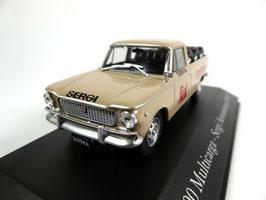 """Fiat 1500 Multicarga Pick Up 1965 """"Sergi Automotores beige"""" Argentinia"""