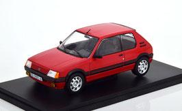 Peugeot 205 GTi 1.9 1988-1990 rot / schwarz