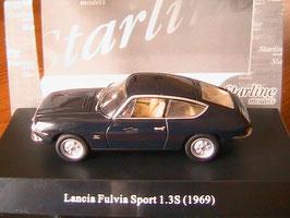 Lancia Fulvia Sport 1.3 S Phase I 1965-1970 dunkelblau