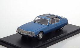 Citroën SM Espace 1971 blau met.