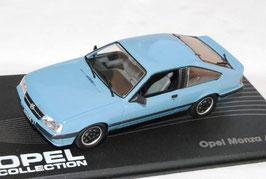 Opel Monza A2 GS/E 1983-1986 hellblau