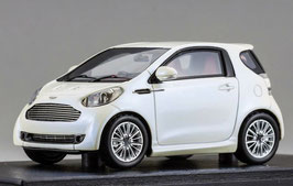 Aston Martin Cygnet 2011-2013 weiss met.