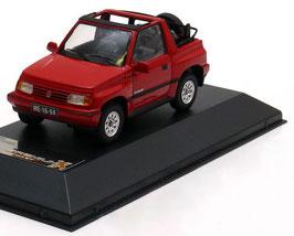 Suzuki Vitara Cabriolet 1988-1998 rot Verdeck offen