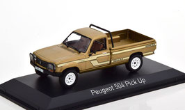 Peugeot 504 PickUp Dangel 4x4 California 1981-1994 gold met. / beige