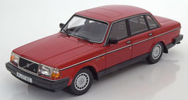 Volvo 240 GL Limousine 1984-1993 rot