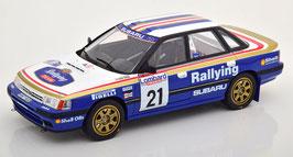 Subaru Legacy RS #21 Rally RAC 1991 Colin McRae / Derek Ringer