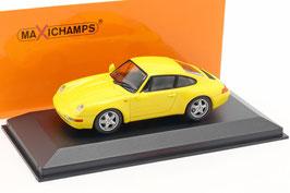 Porsche 911 / 993 Coupé 1993-1998 gelb