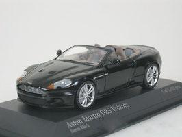 Aston Martin DBS Volante 2009-2012 Storm Black met.