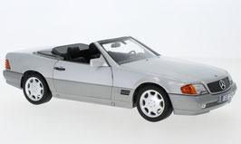 Mercedes-Benz 500 SL R129 Phase I 1989-1995 Brillant silber met.