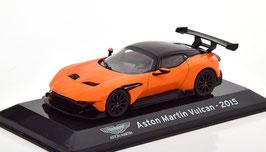 Aston Martin Vulcan seit 2015 orange / schwarz