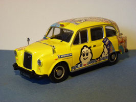 "Austin LTI FX4 London TAXI Cab ""Michelin"