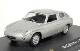 Abarth 1000 Bialbero 1961 silbergrau