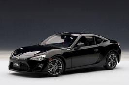 Scion FR-S / Toyota GT86 Phase I 2012-2016 schwarz