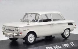 NSU Prinz 1000 TT 1965-1967 weiss
