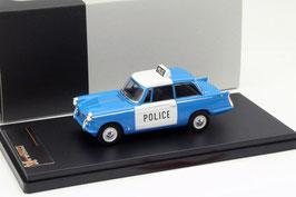 Triumph Herald Saloon 1959-1962 British Police blau / weiss
