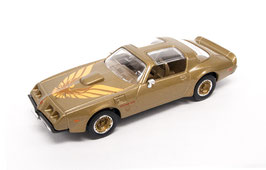 Pontiac Firebird TransAm 1979 gold met.