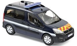 "Peugeot Partner II Phase III 2015-2018 ""Gerndarmerie 2018 dunkelblau / weiss"""