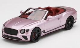 Bentley Continental GTC III seit 2019 pink met.