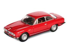 Alfa Romeo 2600 Sprint 1962-1966 rot