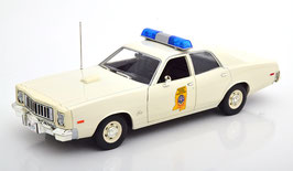 "Plymouth Fury 1975-1978 ""Mississippi Highway Safety Patrol / Smokey and the Bandit creme"
