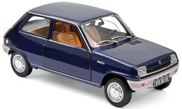 Renault 5 1972-1984 dunkelblau / grau