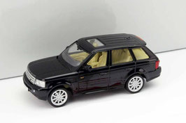 Range Rover Sport I Phase I 2005-2010 schwarz