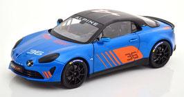 Renault Apine A110 Cup 2019 blau met. / schwarz / orange