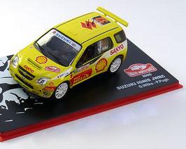 Suzuki Ignis JWRC #32 Rally Monte Carlo 2005 Wilks / Pugh
