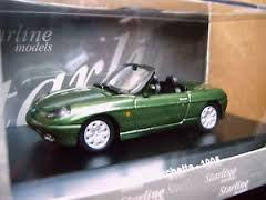 Fiat Barchetta Phase I 1995-2003 grün met.