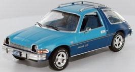 AMC Pacer X Levi's Edition 1975 hellblau / dunkelblau