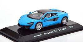 McLaren 570S Coupé seit 2015 hellblau / schwarz