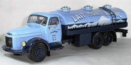 """Volvo N 88 Fronthauber 1965-1973 """"Lait Mont Blanc"""" hell- / dunkelblau"""