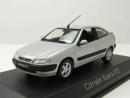 Citroën Xsara VTS Coupé Phase I 1998-2000 silber met.